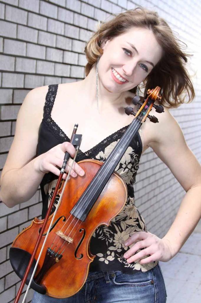 Anna Morris - Violin, Viola