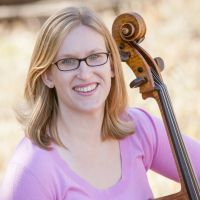 Heather Hadley teaches cello